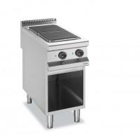Elektroherd Dexion Serie 98 - 40/90 quadratische Kochfelder