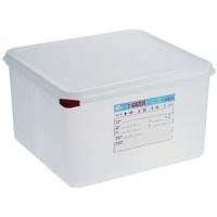 Araven Farbkodierte Lebensmittelbehälter GN 2/3, 6,5 cm
