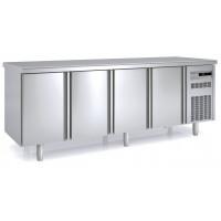 Durchreichekühltisch Premium 4/0