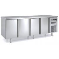 Durchreich-/Kühltisch PROFI 4/0