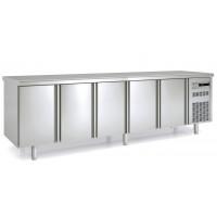 Durchreich-/Kühltisch PROFI 5/0