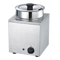 Suppenstation Eco 3,5 Liter, Edelstahl