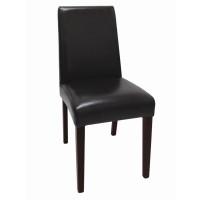 Esszimmerstühle Bolero Kunstleder schwarz