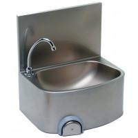 Handwaschbecken ECO 480 x 360 mit 300 mm Aufkantung
