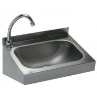 Handwaschbecken ECO 400 x 320 mit 40 mm Aufkantung