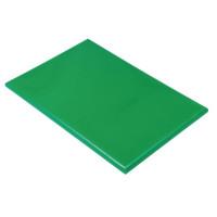 Hygiplas Schneidebrett, 45x30x2,5 cm, grün