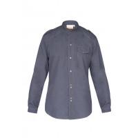 Herrenkochhemd Jeans 1892 California, vintage black, Größe: 50
