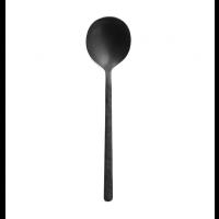 COMAS Serie Kodai Vintage Black Menülöffel