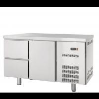 Kühltisch Profi 600 1/2   Kühltechnik/Kühltische/Gastro-Kühltische/Gastro-Kühltische 600