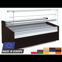 Kuchentheke Profi 150 gerades Frontglas   Kühltechnik/Kühltheken/Kuchentheken