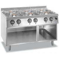 Gasherd Dexion Lux 700 - 110/73 42 kW