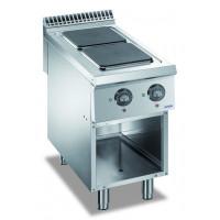 Elektroherd Dexion Lux 980 - 40/90 quadratische Kochfelder