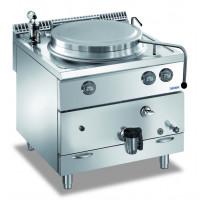 Gas-Kochkessel Dexion Lux 980 - 100 Liter, indirekt beheizt