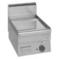 Elektro-Grillplatte Dexion Serie 66 - 40/60 glatt Tischgerät