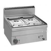 Elektro Bain-Marie Dexion Serie 66 - 60/60 - GN 1/1+1/4+1/4 Tischgerät