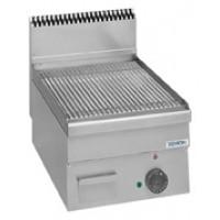 Gas-Grillplatte Dexion Serie 66 - 40/60 gerillt Tischgerät | Kochtechnik/Grillplatten/Gas-Grillplatten