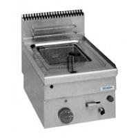 Gas-Fritteuse Dexion Serie 66 - 40/60 8 Liter Tischgerät