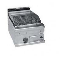Lavasteingrill Dexion Serie 66 - 40/60 Fleischgrillrost Tischgerät