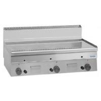 Gas-Grillplatte Dexion Serie 66 - 100/60 glatt Tischgerät