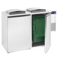 Abfallkühler ECO 2x240 Liter
