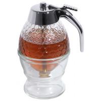 Honigspender mit Halter, 0,2 Lt., Durchmesser max. 8,5cm