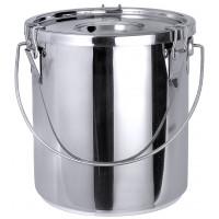 Transporteimer mit Deckel - 10,5 Liter