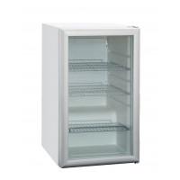 Minibarkühlschrank ECO 110 Liter mit Glastür