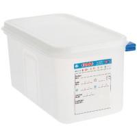 Araven Farbkodierte Lebensmittelbehälter GN 1/3, 15 cm