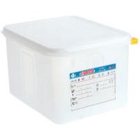 Araven Farbkodierte Lebensmittelbehälter GN 1/2, 20 cm
