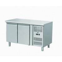 Kühltisch 282 L / 201 L, 2 Türen, Aggregat rechts