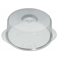 Tortenplatte-Set MAXI mit Griff, 2-teilig, Ø33,5 cm, H: 14,5 cm