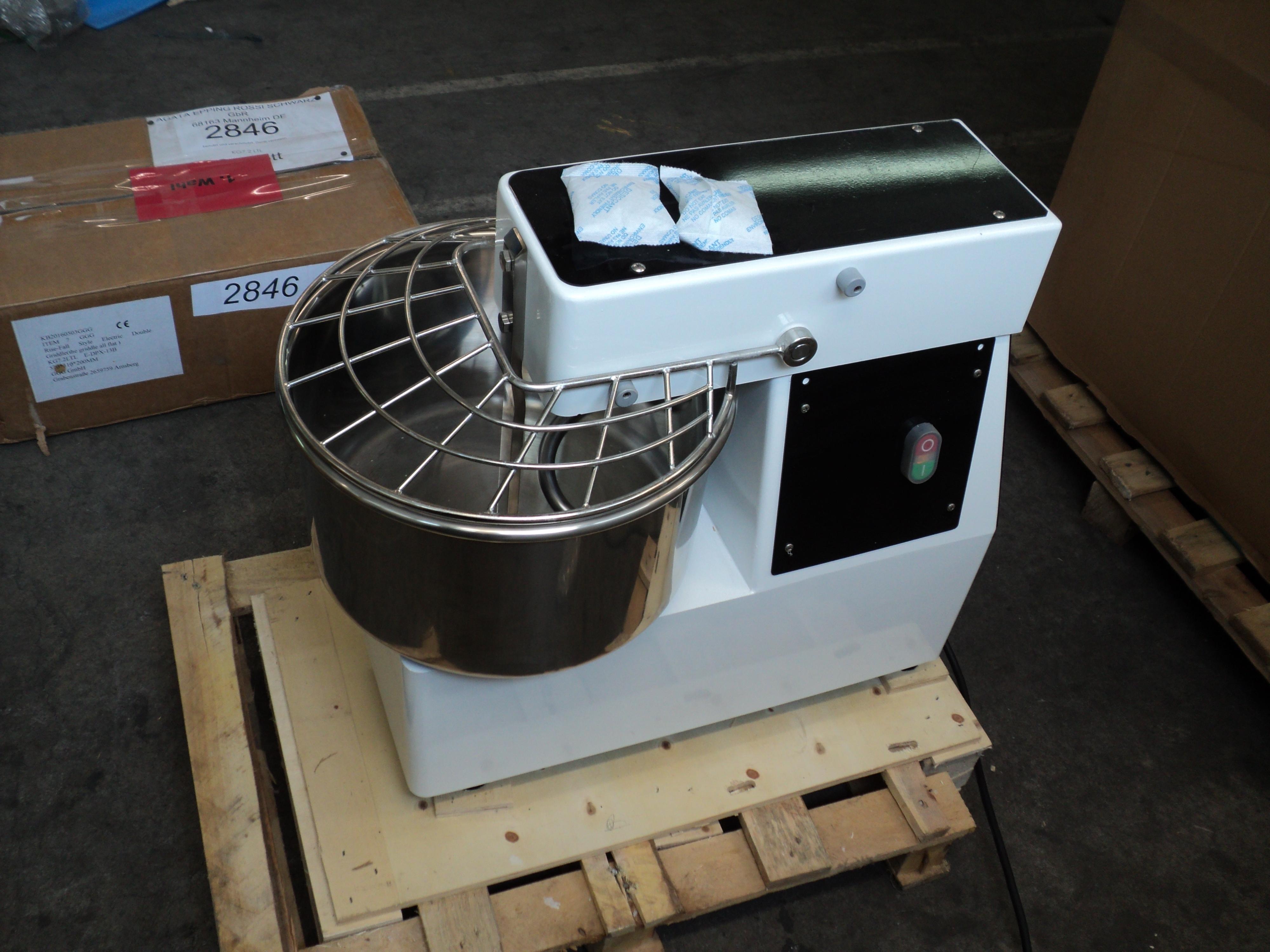 Teigknetmaschine ECO 22 230V - fester Kopf - B-Ware A16 Online-Shop ...