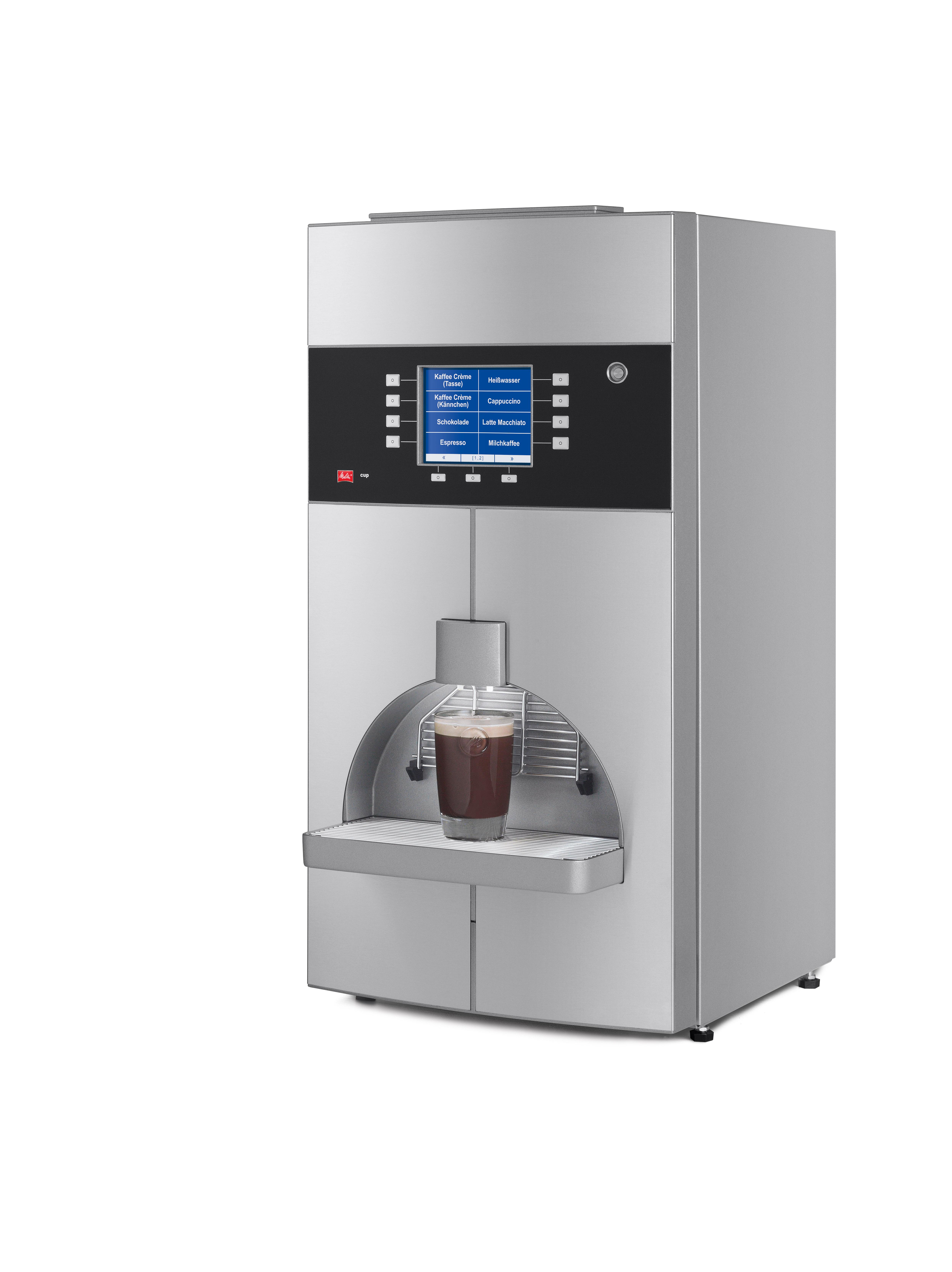 Kaffeevollautomaten line Shop GASTRO HERO