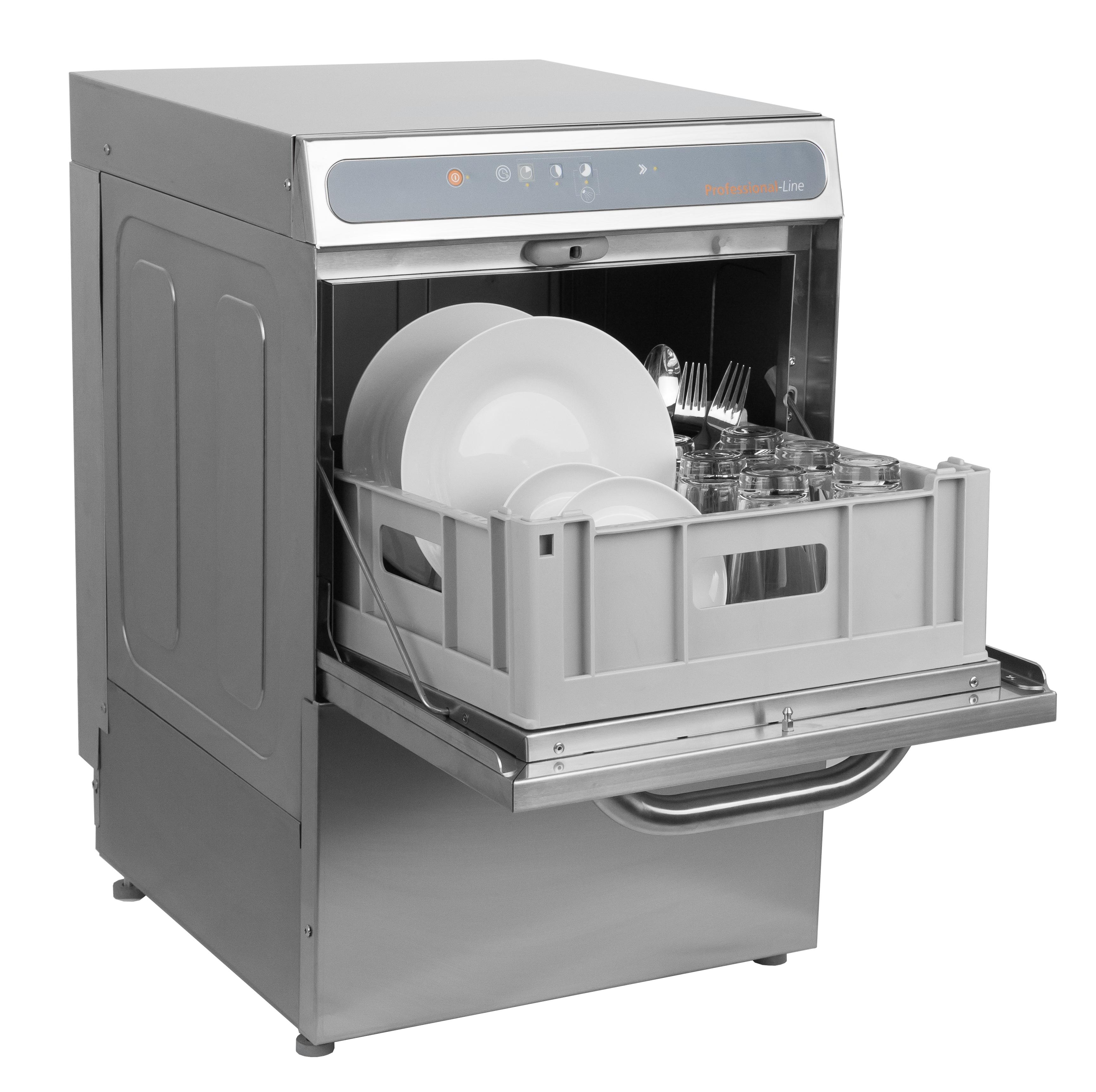 Gläserspülmaschine PROFI 40 SL Digital line Shop GASTRO HERO