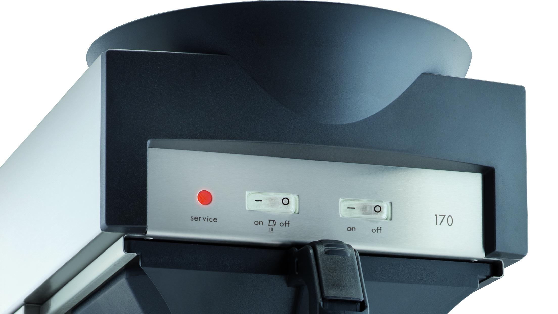 melitta filterkaffeemaschine m 170 m online shop gastparo. Black Bedroom Furniture Sets. Home Design Ideas