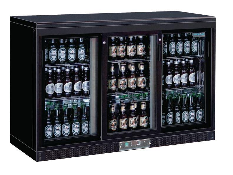 Kühlschrank Polar : Polar bar displaykühlschrank mit schiebetüren online shop gastro