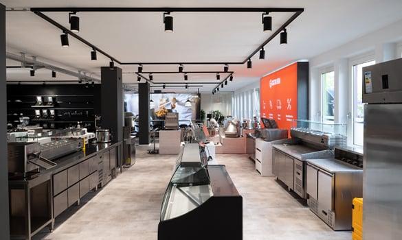 Unser Showroom in Dortmund