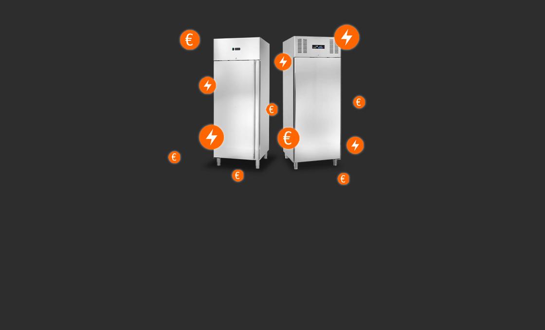 Energiesparer Kühlschränke