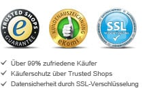 Trusted Shops - Ekomi- SSL