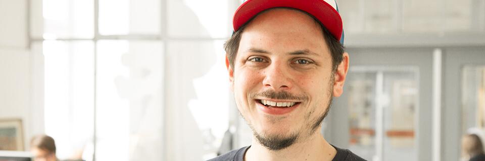 Banner Rainer Holl von LUUPS